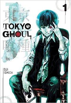 Tokyo Ghoul by Isui Ishida